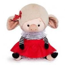 Игрушка мягконабивная Свинка Парасолька Ps23-019