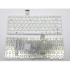 Клавиатура для ноутбуков  Asus Eee PC PC 1025, 1060, X101 White