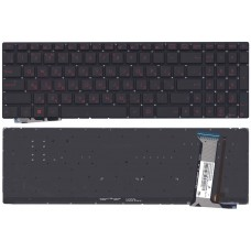 Клавиатура для ноутбуков  Asus G551