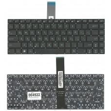 Клавиатура для ноутбуков  Asus K45 U46, U46E, U46S, U44, BLACK