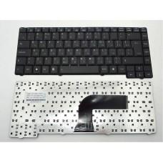 Клавиатура для ноутбуков  Asus X50 X51 X58L Z94 A9T BLACK