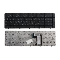Клавиатура для ноутбуков  HP/Compaq G7-2000 без рамки, черная