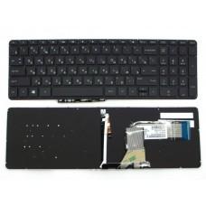 Клавиатура для ноутбуков  HP Pavilion 15-P, 17-F