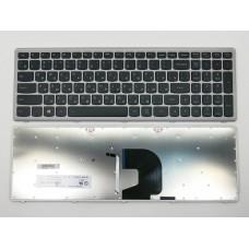 Клавиатура для ноутбуков  Lenovo Z500, P500, черная