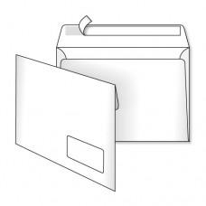 Конверт почтовый 162×229 мм (С5) окно, 1+0, декстрин