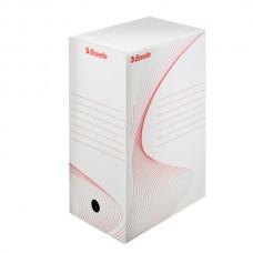 """Коробка архивная 150 мм. """"Esselte"""" белый, 128602"""