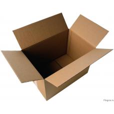 Ящик из гофрокартона ф.350х245х100 архивный