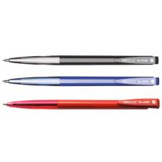 Ручка шариковая автоматическая 0,7мм синяя DELI 6506