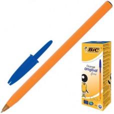 Ручка шариковая ОРАНЖ синяя BIC