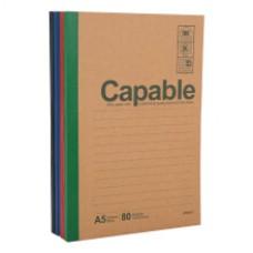 Книжка записная, А5, 80л APYJU550