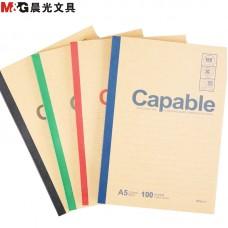 Книжка записная, А5, 100л APYJX550