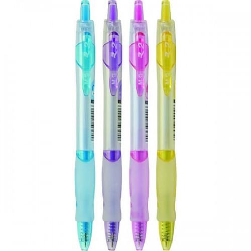 Ручка шариковая 0,38мм синяя M&G арт.ABP02302223836C
