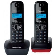 Радиотелефон Panasonic KX-TG1612-3
