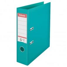 Папка-регистратор A4 ПВХ 75 мм Esselte №1 зеленый арт.811360