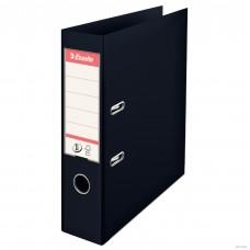 Папка-регистратор A4 ПВХ 75 мм Esselte №1 черный арт.811370