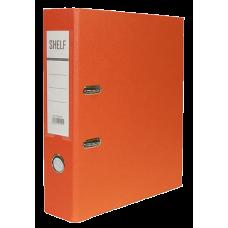 Папка-регистратор 75мм 039 оранжевый TC-554-S