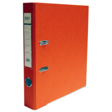Папка-регистратор 50мм 039 оранжевый TC-553-S