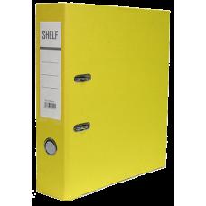 Папка-регистратор 75мм 003 желтый TC-554-S