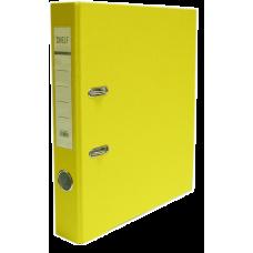 Папка-регистратор 50мм 003 желтый TC-553-S