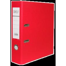 Папка-регистратор 75мм 001 красный TC-554-S
