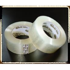 Скотч упаковочный (48*66) - прозрачный 40 мкм