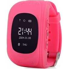 Умные часы Smart Baby Watch Q50 (Pink)