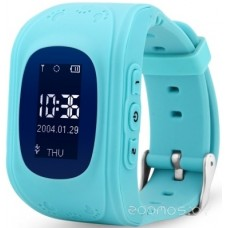 Умные часы Smart Baby Watch Q50 (Light Blue)
