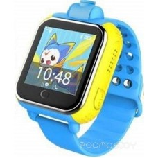 Умные часы Smart Baby Watch G10 (Light Blue)