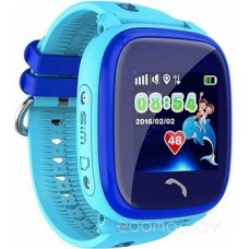 Умные часы Smart Baby Watch W9 (Blue)