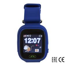 Детские Часы SmartBabyWatch Q80 (Темно-Синие)