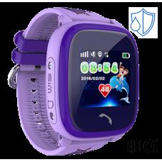 Детские Часы SmartBabyWatch W9 (Фиолетовые)