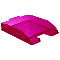 Лоток горизонтальный ЭКСПЕРТ тонированный фиолетовый, Слива, арт. ЛТ208