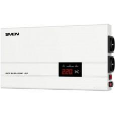 Стабилизатор Sven AVR SLIM-2000 LCD